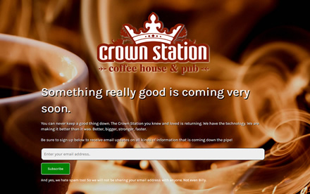 Crown Station Coffee House & Pub